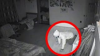 6 Shocking Scenes Caught On A Baby Monitor😱