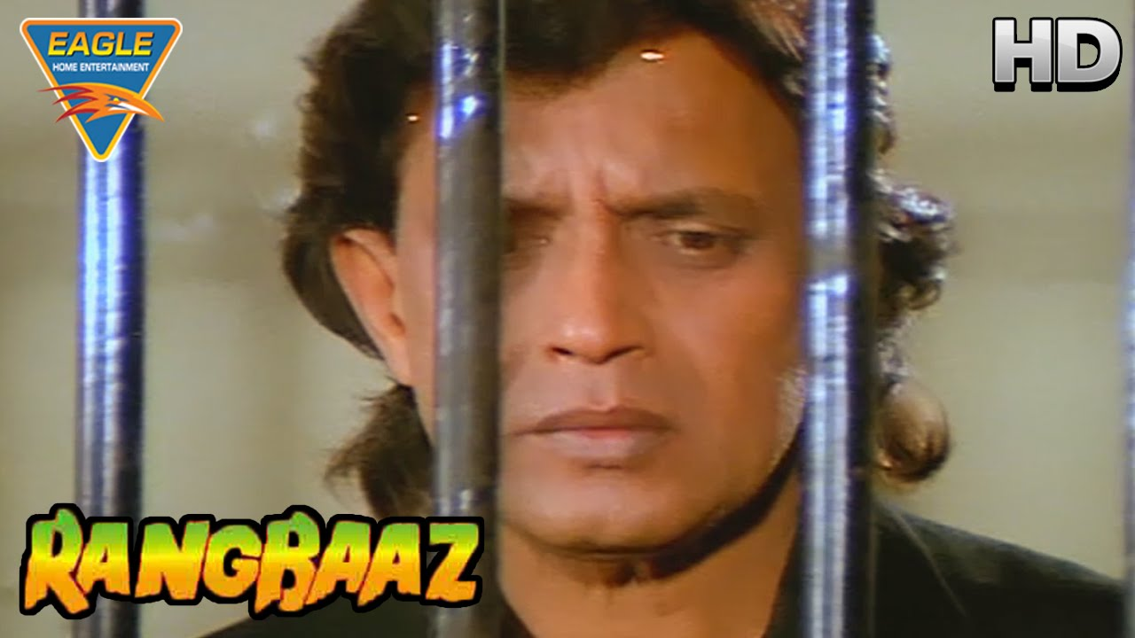 Rangbaaz Movie || Mithun Chakraborty Best Comedy || Mithun Chakraborty || Eagle Hindi Movies