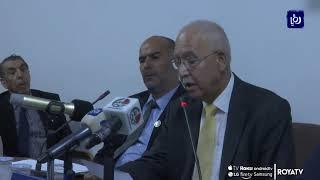 نقابيون يبحثون تداعيات قضية إضراب المعلمين (14/10/2019)