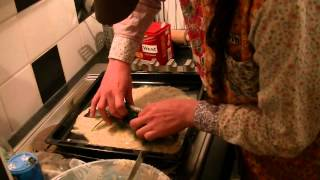 Rainbow-trout Baked In Salt - The Punkrock-kitchen (even Punks Have A Good Taste)