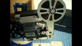 GORGEOUS BELL & HOWELL 357Z SUPER 8mm PROJECTOR