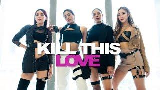 #KILLTHISLOVE - #BLACKPINK  (블랙핑크) Cover By #SOULFLOWBKK