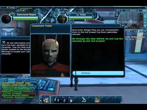 Star Trek Online: Beaming with fraps