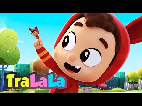 Cantece TraLaLa  – Ne jucam cu aratatorul – Invatam cu Lea si Pop! – Cantece pentru copii in limba romana