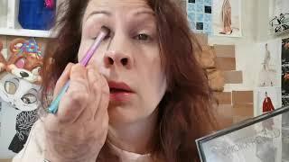 Мой нежный макияж вот как я научилась на марафонах тюнингуюсьсгоар вот так я хожу каждый день