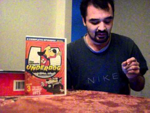 Cartoon Flashback : The Underdog Show 1/2