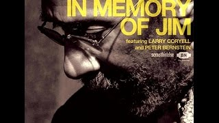 Ron Carter ( In Memory Of Jim )  - With A Song In My Heart