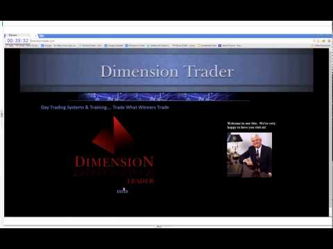 Cameron Yost and Mike Green of Dimension Trader 12...