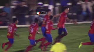 Video Gol: Blas Pérez 30' (Municipal) Clausura 2018 Jornada 08