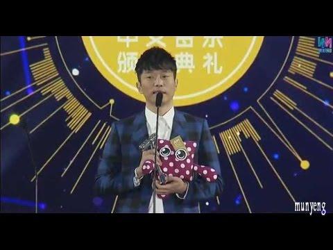 160912 張棟樑 @ AIM 2016中文音乐颁奖典礼 Nicholas Teo Zhang Dong Liang
