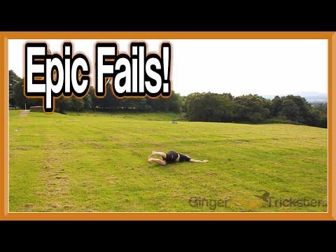 Epic Tricking Fails | Flip & Kick Bails
