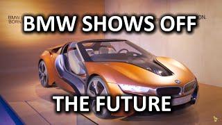BMW's Future Predictions! – CES 2016