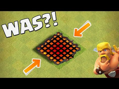 OMG! WAS IST DAS?! || CLASH OF CLANS || Lustiger Glitch [Deutsch German]