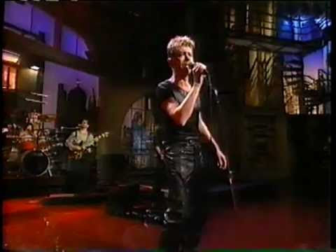 The Heart's Filthy Lesson (David Letterman Show 1995)