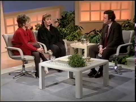 Wogan: French and Saunders interview BBC1 1984