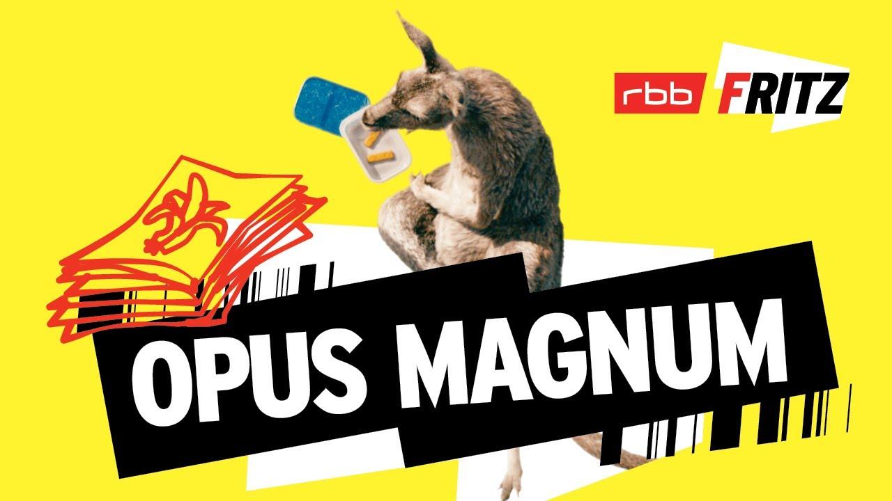 Opus Magnum | Neues vom Känguru reloaded | Marc-Uwe Kling | Känguru-Chroniken-Storys