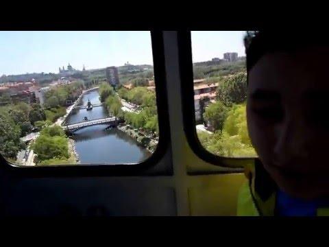 Madrid Teleferico-Cable car