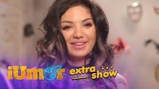 iUmor - Extra Show. Ella Stoleriu, criză de râs pe scenă, în backstage și la testimoniale