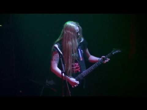 Nervosa - Live at Opera 21.10.2016