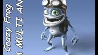 Crazy Frog - La Multi Ani