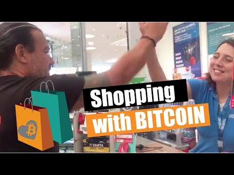 How to Shop in Bitcoin BTC City Lublijana ? by Didi Taihuttu