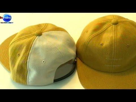 Good Idea : หมวกจากเสื้อผ้ามือสอง | สำนักข่าวไทย อสมท