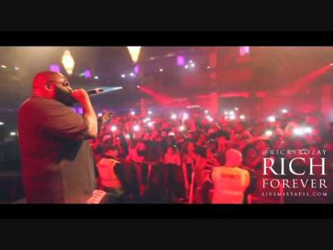 RICK ROSS - RICH FOREVER  FEAT. JOHN LEGEND live (LIVE IN LONDON)