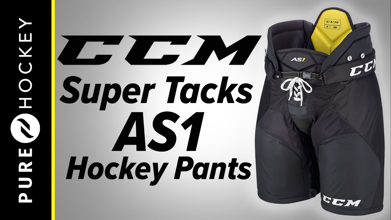 CCM Super Tacks AS1 Hockey Pants | Product Review