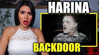 REACCIONANDO A HARINA | BACKDOOR