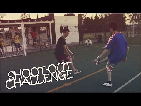 SHOOT-OUT SOCCER CHALLENGE