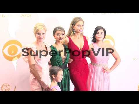 Julie Bowen, Aubrey Anderson-Emmons, Sarah Hyland, Sofia ...