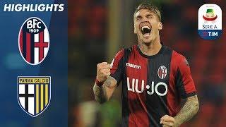 Bologna 4-1 Parma | Bologna Leapfrog Local Rivals After Big Win | Serie A
