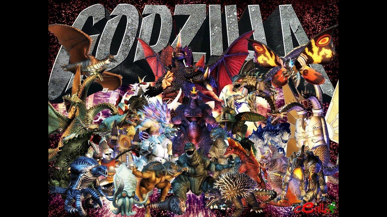 Not Moguera Godzilla Unleashed - G...