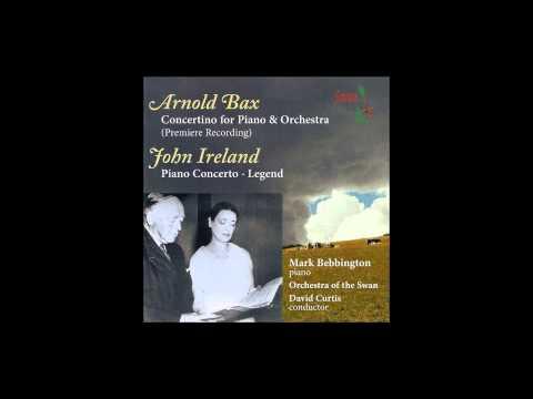 John Ireland - Legend, for Piano & Orchestra, (Mark Bebbington)