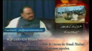 Nicht-Ahmadiyya ließt Ahmadi Muslim Literatur und gesteht Wahrheit