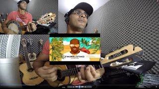 Repeat youtube video Tempo de Aprender / Tô Te Filmando - THIAGUINHO - Cavaco e Banjo
