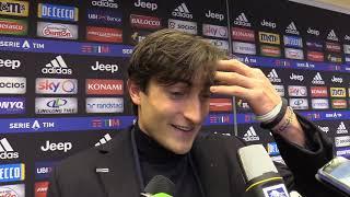 """Juventus-sassuolo 2-2, L'emozione Di Turati: """"non So Cosa Stia Succedendo"""""""