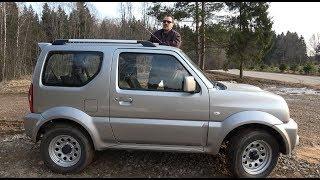 20 років Suzuki Jimny. Вся правда про самому маленькому професійному позашляховику.