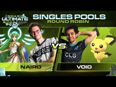 Download Nairo vs VoiD - Singles Pools: Round Robin - Ultimate Summit 2 | Palutena vs Pichu