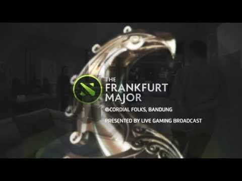 DOTA 2 Pubstomp Final Frankfurt Major Bandung