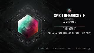 The Prophet - Caramba (Atmozfears Defqon 2018 Edit) (HQ Audio)