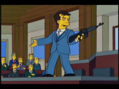 Mr. Smith Goes to Washington -- Simpsons