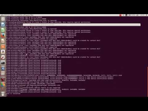How to install a windows application on Ubuntu  using wine