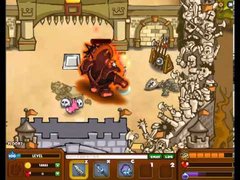Dungeon Rampage Dragon Knight