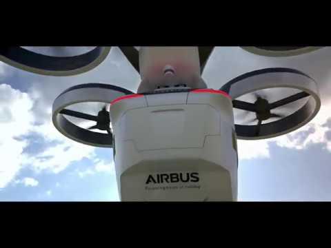 airbus la nouvelle voiture volante youtube. Black Bedroom Furniture Sets. Home Design Ideas