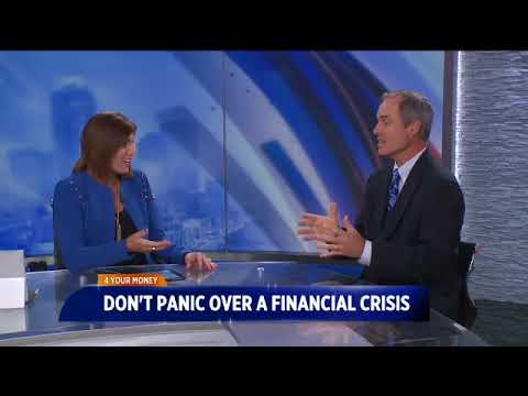 Don't panic if you have a financial crisis