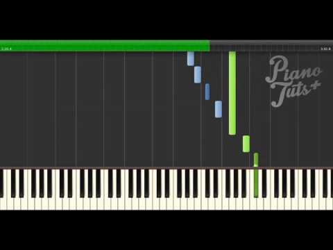 The Beatles Across The Universe Piano Tutorial Youtube