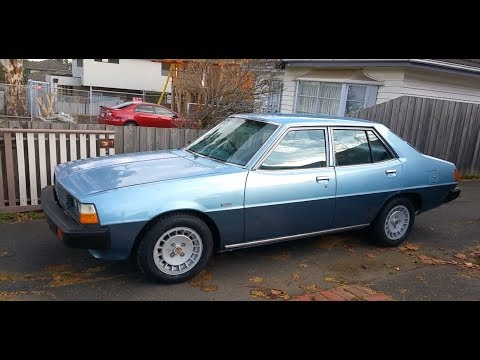 Mitsubishi Sigma 27 - A Complete And Nice Little Runner