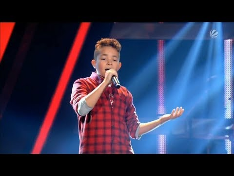 Orlando    Shawn Mendes - Don't Be A Fool    The Voice Kids 2019 (Germany)