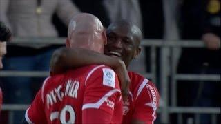 Stade Brestois 29 - AS Nancy-Lorraine (1-2) - Le résumé (SB29 - ASNL) / 2012-13